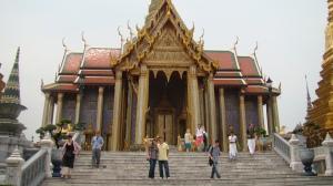 Templos no Grand Palace