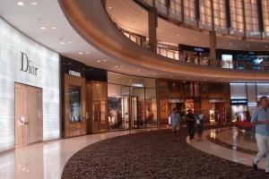 Dubai Mall, Paraiso na Terra