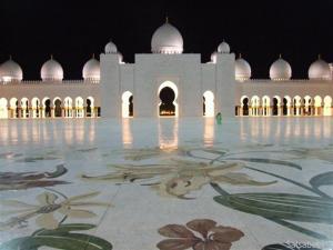 Mesquita Sheik Zayed - Abu Dhabi