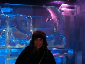 ice bar dubai 2