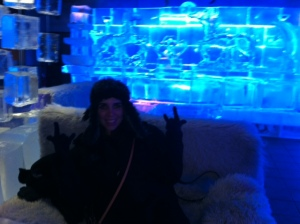 Ice Bar Dubai