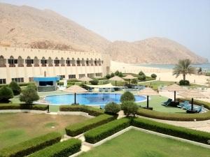 Hotel em Oman