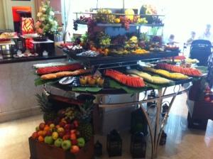 """Das sobremesas mais """"gordas"""" as frutas mais exóticas, tem pra todos os gostos (Al Qasar)"""