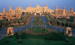 Al Qasar hotel ... a vista dos brunches também são sempre especiais