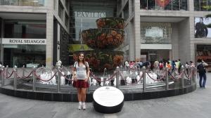 Kuala Lumpur tem bons centros para compras