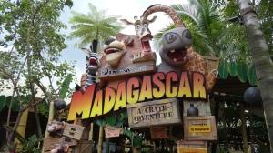 Atração do Madagascar
