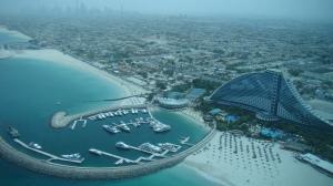 Vista do Burj al Arab