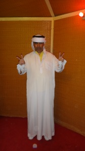 Que tal virar Sheik por alguns minutos?