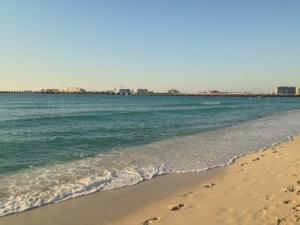 Praia JBR