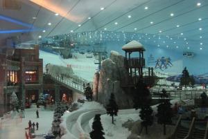 Pista de Ski e atividades na neve